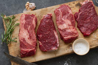 Water Buffalo Sirloin Steak