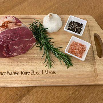 Lamb Shoulder (boned & rolled)