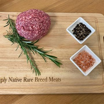 Lamb Mince great for shepherds pie