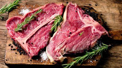 Meadow Beef T Bone Steak