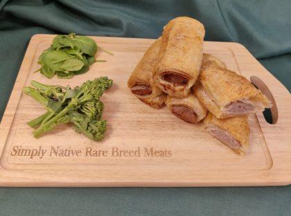 aunty marys sausage rolls
